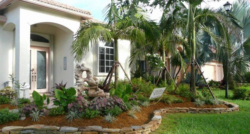 Landscape Ideas Florida Luxury