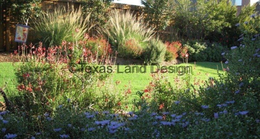 Landscaping Texas Land Design
