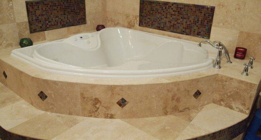 Large Bathtub Bathroom Design Big