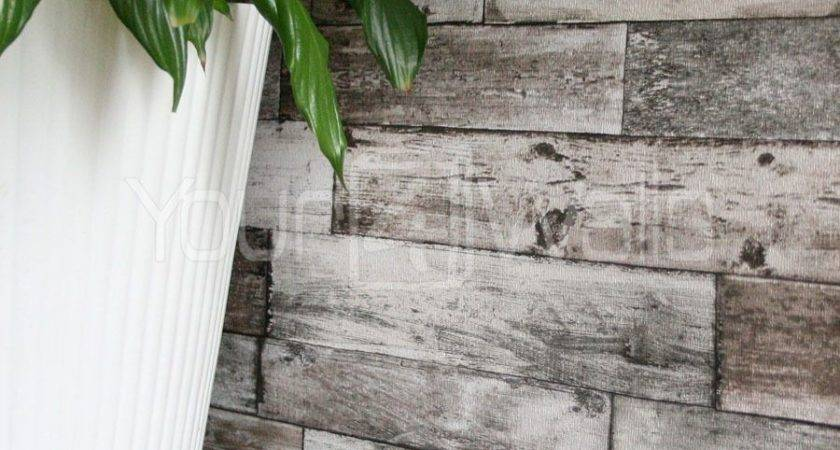 Large Faux Reclaimed Wood Paneling Project Sewn