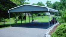 Large Metal Carport Covers Mobile Home Roof Cover