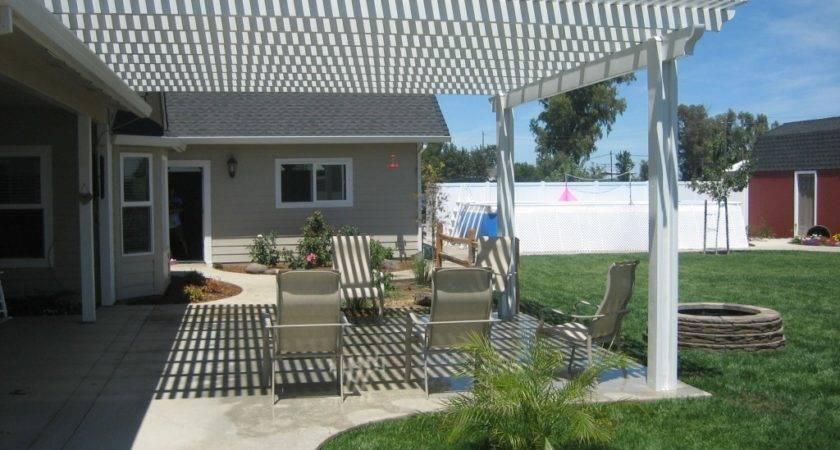 Lattice Patio Cover Ideas Modern Outdoor
