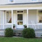 Lattice Skirting Mobile Home