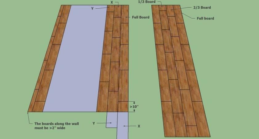 Lay Laminate Flooring Concrete Howtospecialist