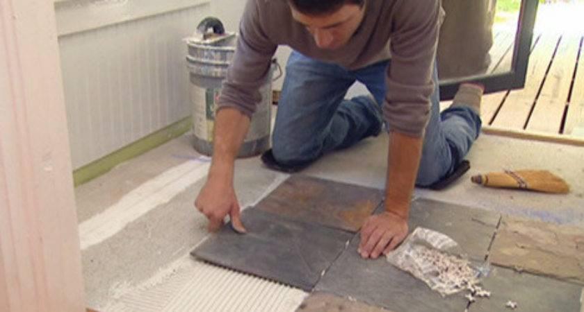 Lay Tile Over Existing Vinyl Floor Today