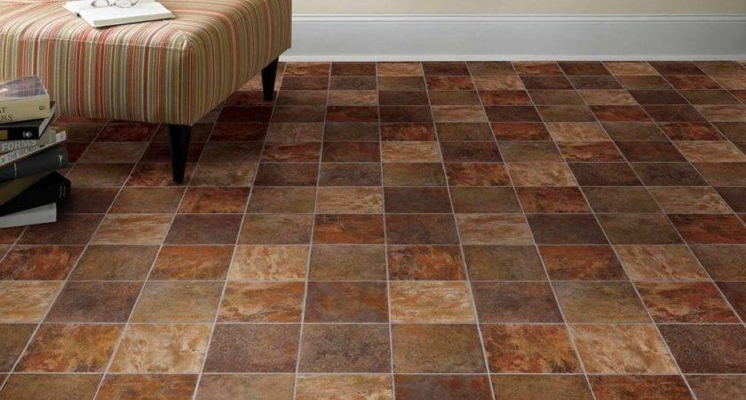 Lay Vinyl Tile Floor Express Flooring