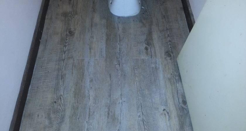 Laying Gerflor Vinyl Planks Over Ceramic Tiles
