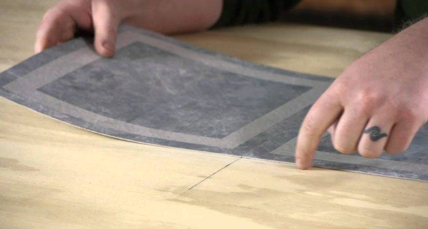 Laying Vinyl Over Plywood Youtube