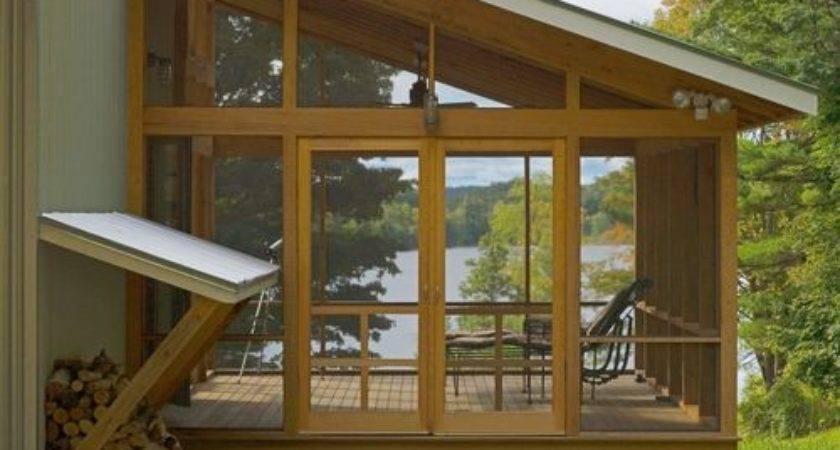 Lean Porch Home Design Ideas Remodel Decor