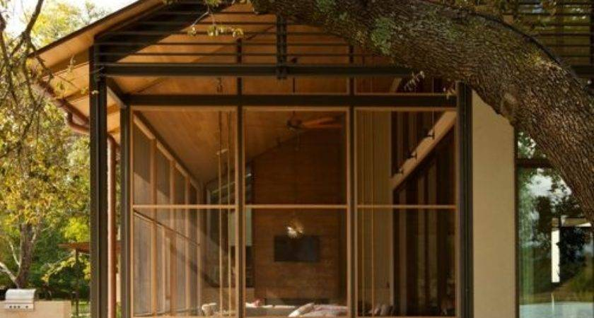 Lean Porch Home Design Ideas Renovations Photos