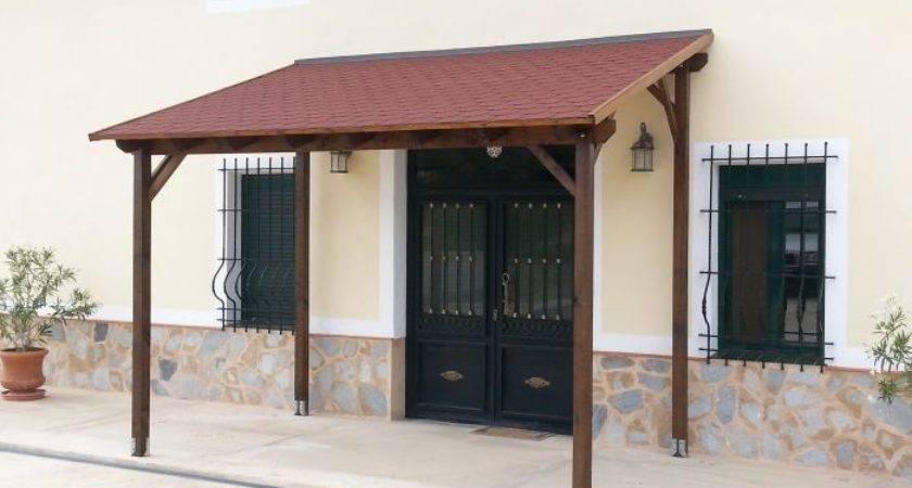 Leanto Photos Lean Porch Villena Alicante