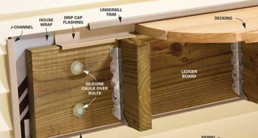 Ledger Flashing Brick Install