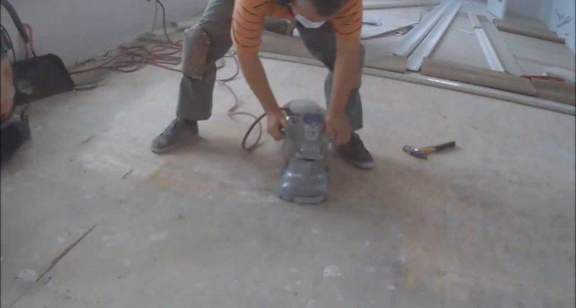 Leveling Wooden Floor Morespoons