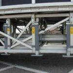 Lightweight Heavy Duty Mobile Stage System Can Tow