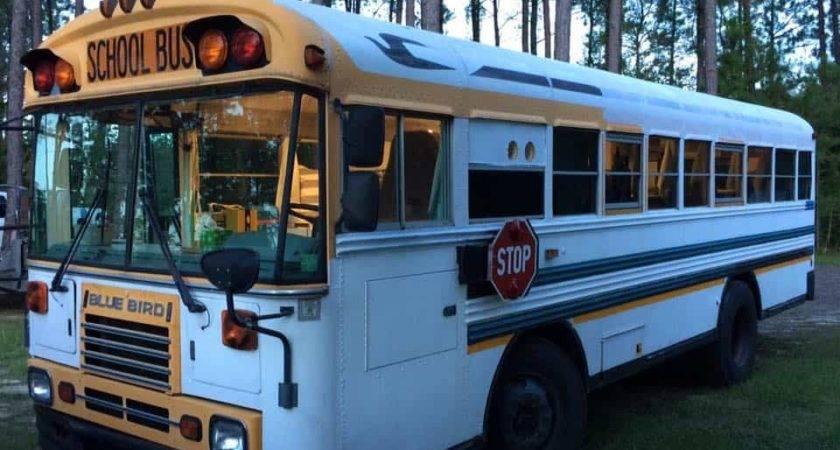 Like Living School Bus Conversion