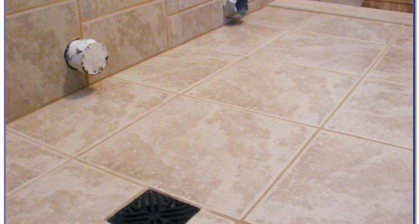 Linoleum Looks Like Tile Tiles Home Design Ideas