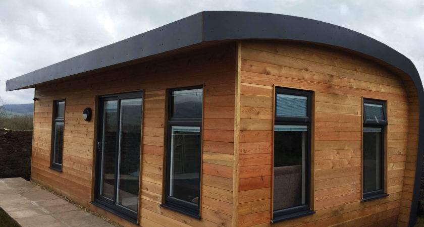 Living Pods Granny Annexes Log Cabins Eco Pod Design