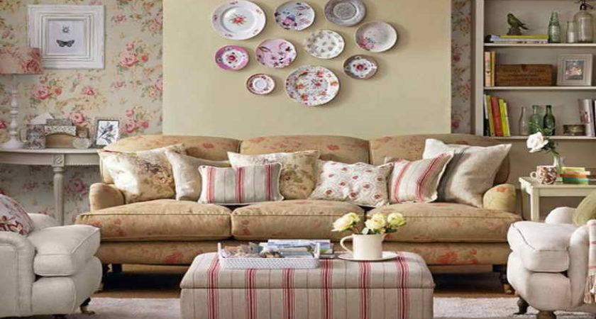 Living Room Amazing Vintage Ideas