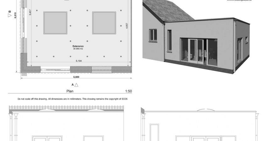 Living Room House Extension Design Idea Dublin Ireland