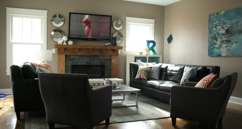 Living Room Sofa Chair Arrangement