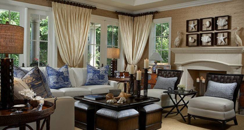 Living Rooms English Country Rosemary