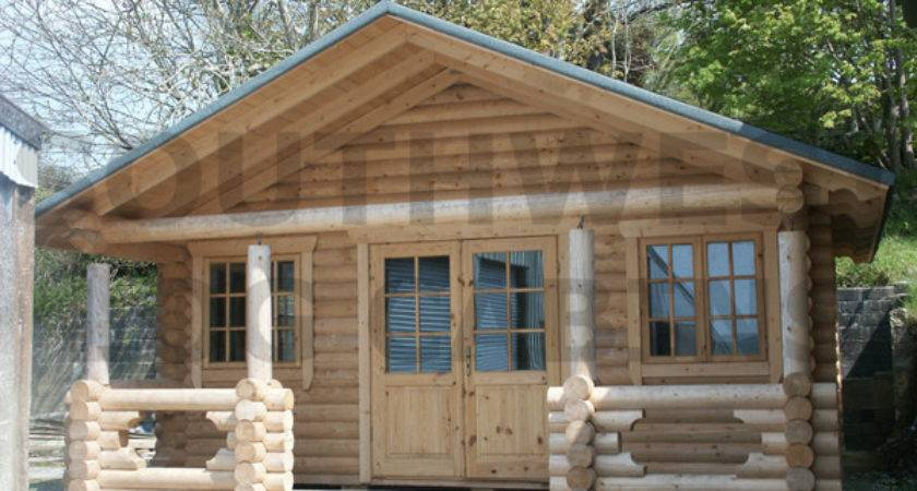 Log Cabin Double Wide Mobile Homes Factory