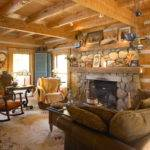 Log Cabin Interior Joy Studio Design