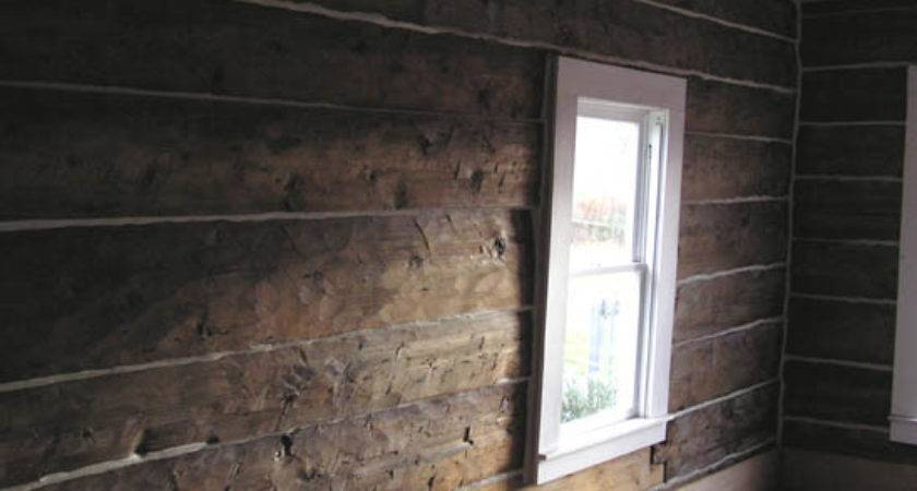 Log Cabin Interior Walls Bing