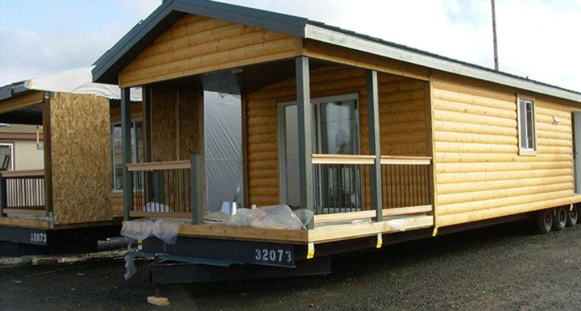 Log Cabin Siding Mobile Homes Bestofhouse