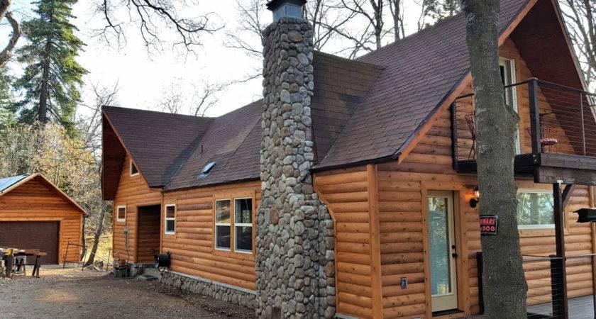 Log Cabin Siding Talentneeds