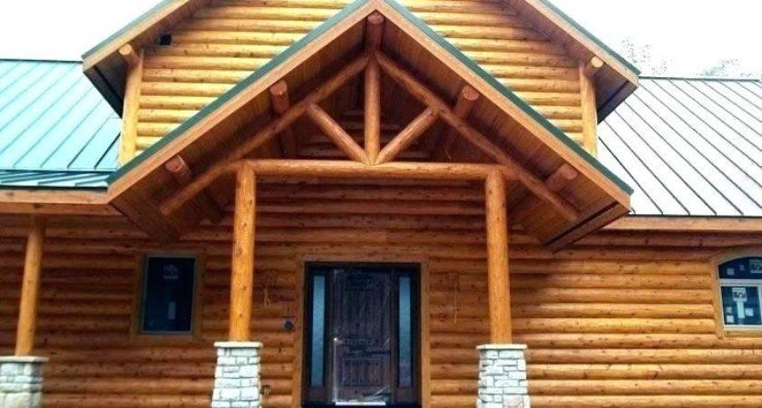 Log Cabin Siding Vinyl Wood Look
