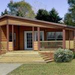 Log Cabin Style Double Wides Ideas Home Interior Exterior