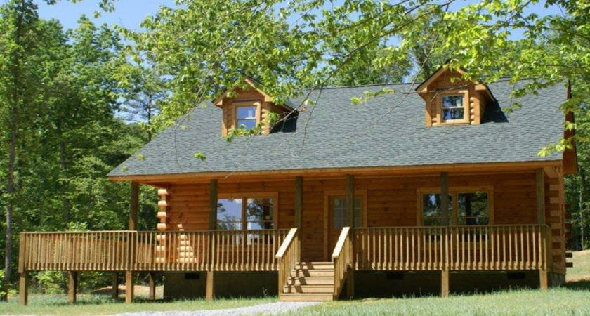 Log Cabin Style Mobile Homes Manufactured Modular