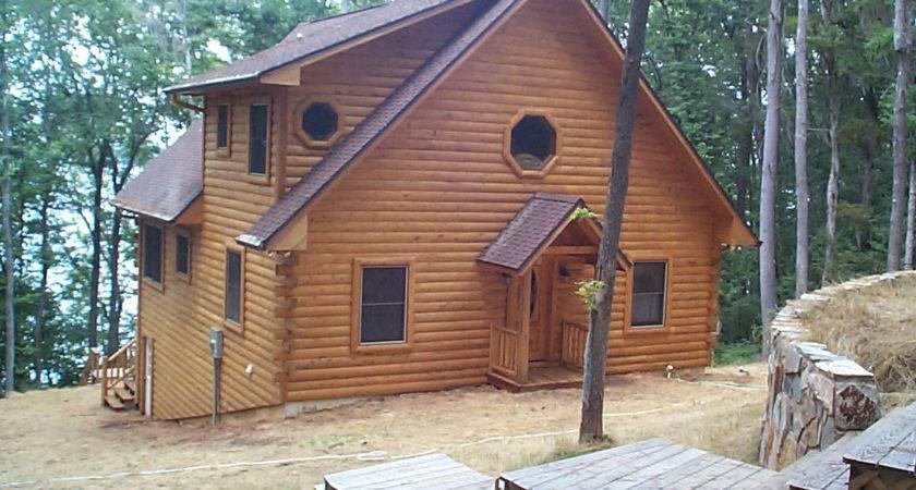 Log Siding Homes Mobile Home Lakeside