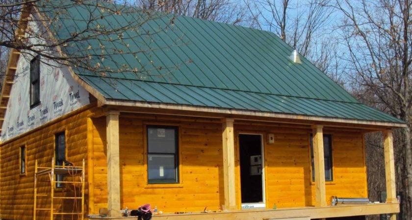 Log Siding Homes Seamless Photos Inspiring
