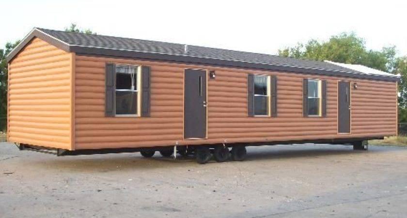 Log Siding Mobile Homes Google Search Cabins