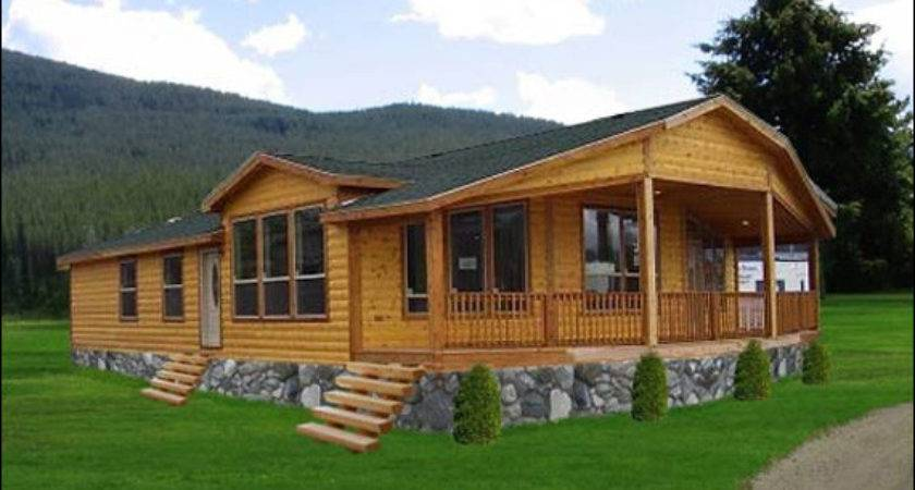Log Siding Modular Homes Bestofhouse
