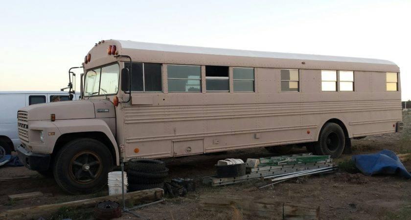 Looking School Bus Conversion Doovi