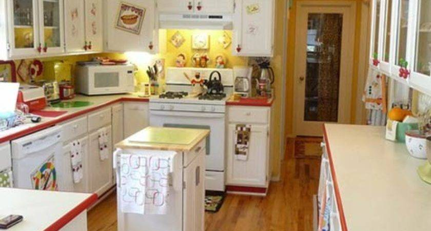 Lora Vintage Style Kitchen Makeover Inspired