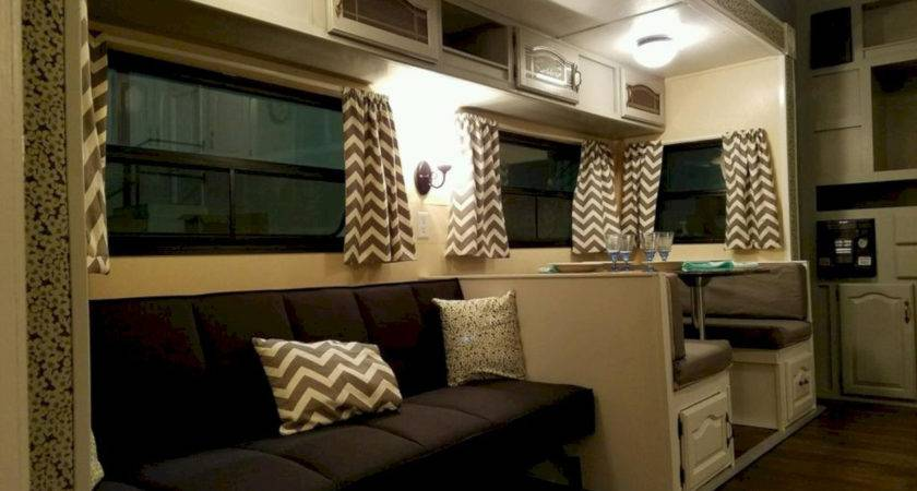 Lovely Camper Van Remodel Design Ideas Wartaku