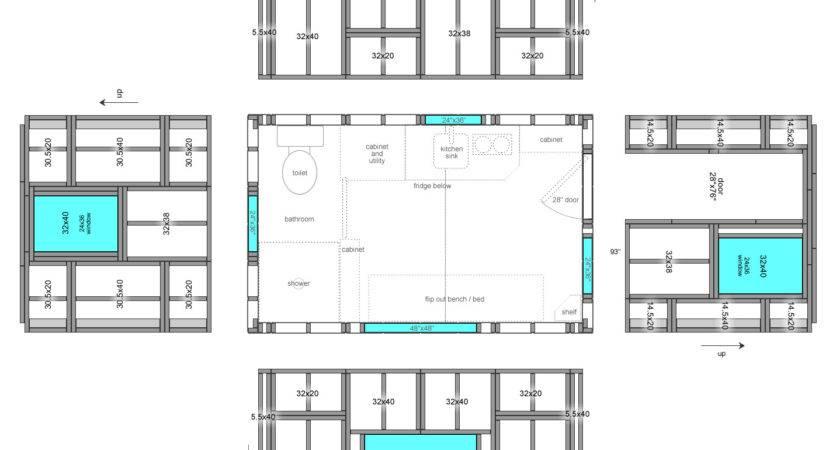Lovely Tiny Houses Plans Pallet House Floor
