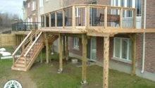 Low Maintenance Decks Deck Ideas
