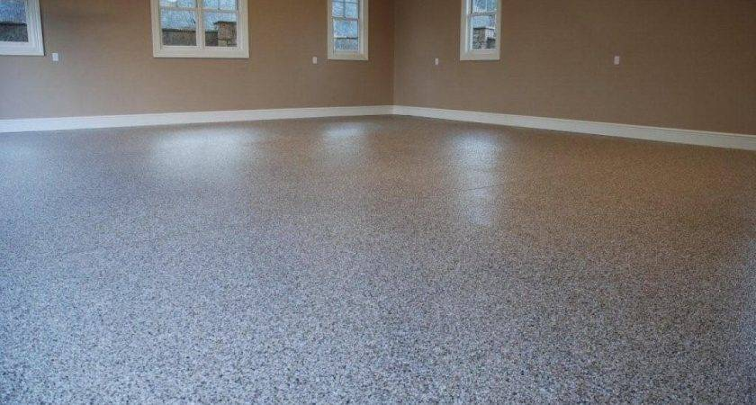 Luxury Paint Concrete Floor Look Like Marble Inside