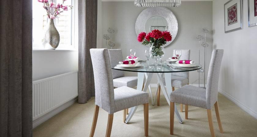 Luxury Show Home Dining Room Light