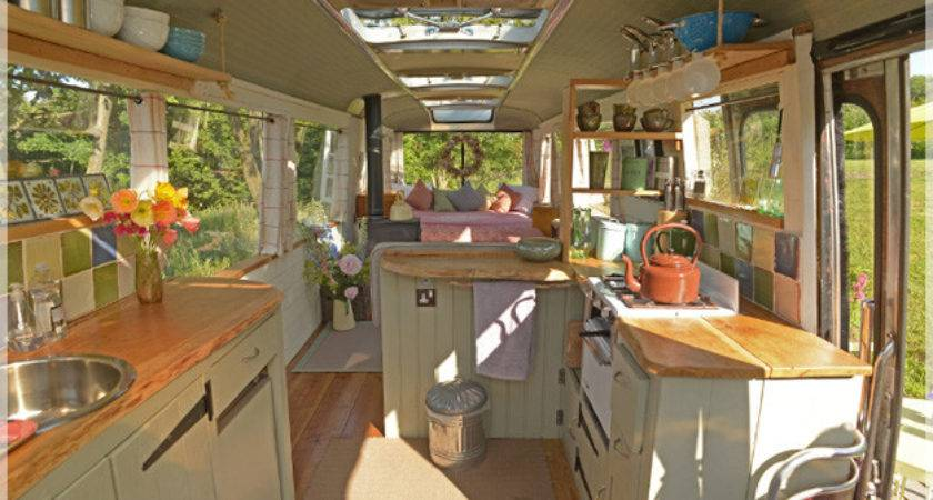 Majestic Bus Converted Bedford Panorama Glamping