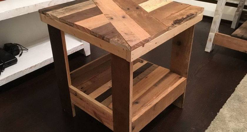 Make Patio Table Out Pallets Home Design Ideas