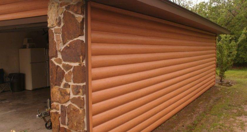 Make Your Log Cabin Awesome Siding