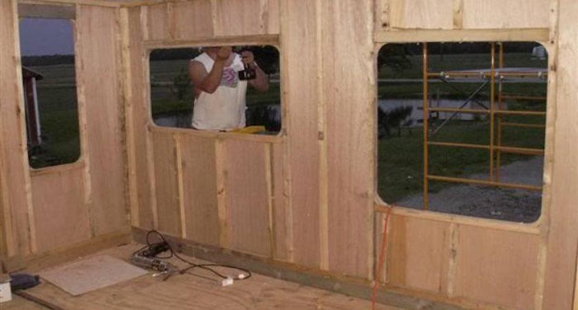 Man Built His Own Diy Slide Out