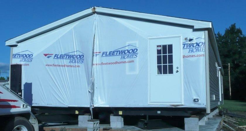 Manufactured Home Moving Setup Sharp Mobile Homes