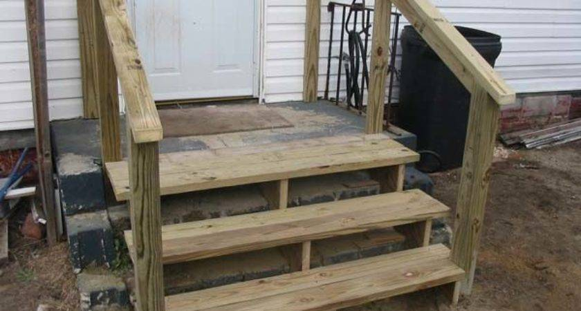 Manufactured Home Steps Joy Studio Design Best